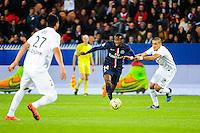 Blaise MATUIDI / Ahmed KASHI - 28.04.2015 - Paris Saint Germain / Metz - Match en retard - 32eme journee Ligue 1<br />Photo : Nolwenn Le Gouic / Icon Sport