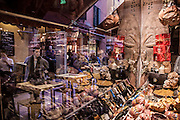 Bologna, Gastronomy shop La Baita