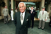 Irving Link, one of the last of the Beverly Hills 'Gentlemen'. The dapper 89 year old breakfasts every day at the Peninsula Hotel, uses the hotel Rolls to do errands, and lunches with the rich and famous,  always dressed to kill.