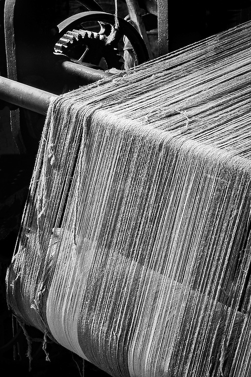 Blanket To Be, Waterside Wool Mill, Woodbury, PA