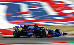 November 2, 2019, Austin, United States of America: Motorsports: FIA Formula One World Championship 2019, Grand Prix of United States, .#26 Daniil Kvyat (RUS, Red Bull Toro Rosso Honda) (Credit Image: © Hoch Zwei via ZUMA Wire)