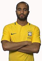 Football Conmebol_Concacaf - <br />Copa America Centenario Usa 2016 - <br />Brazil National Team - Group B - <br />Lucas Rodrigues Moura da Silva