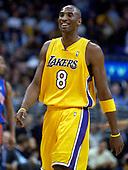 NBA-New York Knicks at Los Angeles Lakers-Dec 9, 2003