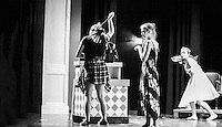 Pretty Theft - Dress Rehearsal - Norwood High School in Norwood MA - March 2017 © dan busler