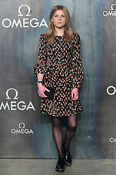 Clemence Poesy attending the Lost in Space event to celebrate the 60th anniversary of the OMEGA Speedmaster held in the Turbine Hall, Tate Modern, 25 Sumner Street, Bankside, London.
