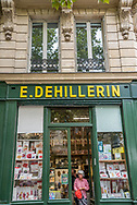 E. Dehillerin, the kitchen/restaurant supply store in Paris that was the favorite of Julia Child.