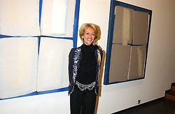 The DUCHESS OF MARLBOROUGH at a private view of paintings by Rosita Marlborough (The Duchess of Marlborough) held at Hamiltons gallery, Carlos Place, London W1 on 9th November 2005.<br /> <br /> NON EXCLUSIVE - WORLD RIGHTS