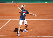 Diego Schwartzman of Argentina during practice ahead of the French Open 2021, a Grand Slam tennis tournament at Roland-Garros stadium on May 29, 2021 in Paris, France - Photo Jean Catuffe / ProSportsImages / DPPI