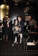 MARTHA FREUD, Party to celebrate Vanity Fair's very British Hollywood issue. Hosted by Vanity Fair and Working Title. Beaufort Bar, Savoy Hotel. London. 6 Feb 2015