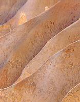 Erosion patterns, Bryce Canyon National Park Utah USA