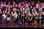 Koningin Maxima bij Kerst Muziekgala 2017