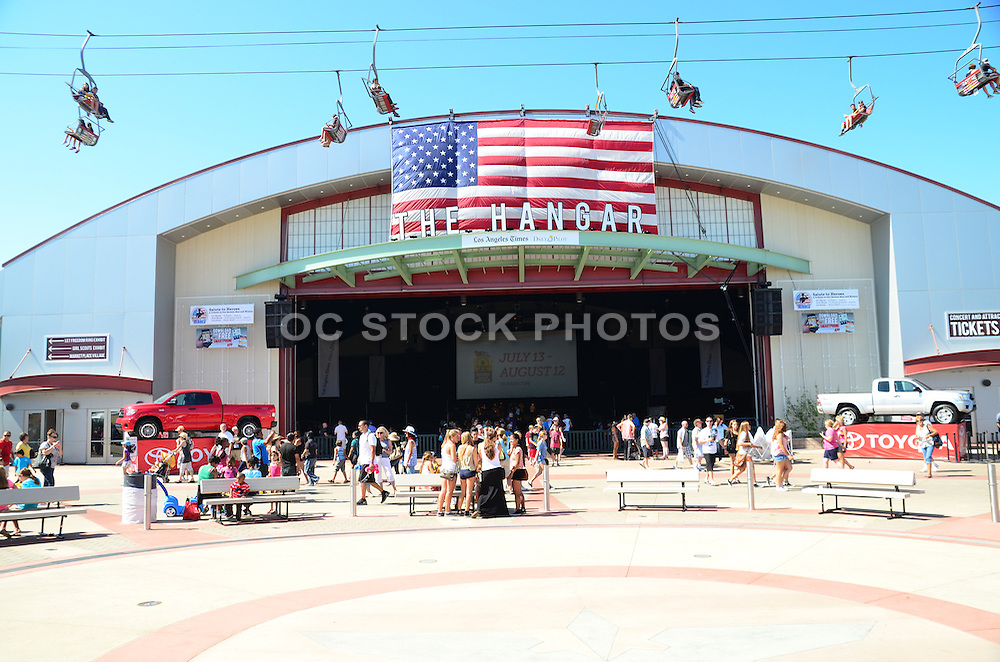 The Hanger At The OC Fair Grounds