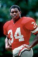 Herschel Walker 1981 Football Star