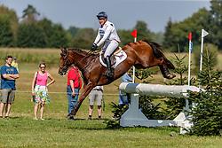 COOK Kristina(GBR), Billy the Red<br /> Luhmühlen - LONGINES FEI Eventing European Championships 2019<br /> Geländeritt CCI 4*<br /> Cross country CH-EU-CCI4*-L<br /> 31. August 2019<br /> © www.sportfotos-lafrentz.de/Stefan Lafrentz