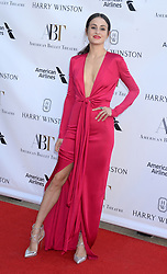 April Giangeruso attending the American Ballet Theatre Spring Gala at The Metropolitan Opera House on May 21, 2018 in New York City, NY, USA. Photo by Dennis Van Tine/ABACAPRESS.COM