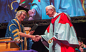 Lord Fowler - Honorary Degree 2019