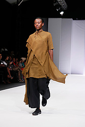 Johannesburg 251018 Day 3 of the 21st SA Fashion week is taking place in Sandton North of Johannesburg.BRICS countries designers show cased their work.Photo Simphiwe Mbokazi/African News Agency ANA u