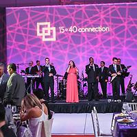 Kahootz at the 2017 15-40 Connection Gala