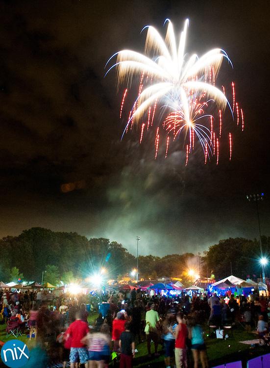 2015 Harrisburg 4th of July Festival.