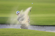 Graeme McDowell (NIR) on the 18th fairway during the final round of  the Saudi International powered by Softbank Investment Advisers, Royal Greens G&CC, King Abdullah Economic City,  Saudi Arabia. 02/02/2020<br /> Picture: Golffile   Fran Caffrey<br /> <br /> <br /> All photo usage must carry mandatory copyright credit (© Golffile   Fran Caffrey)