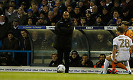 Wolverhampton Wanderers Head Coach Nuno Espírito Santo during the EFL Sky Bet Championship match between Leeds United and Wolverhampton Wanderers at Elland Road, Leeds, England on 7 March 2018. Picture by Paul Thompson.