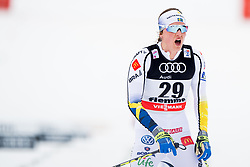 January 6, 2018 - Val Di Fiemme, ITALY - 180106 Linn SÅ¡mskar of Sweden after women's 10km mass start classic technique during Tour de Ski on January 6, 2018 in Val di Fiemme..Photo: Jon Olav Nesvold / BILDBYRN / kod JE / 160122 (Credit Image: © Jon Olav Nesvold/Bildbyran via ZUMA Wire)