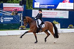 WERTH Isabell (GER), Emilio 107<br /> Hagen - Horses and Dreams 2019 <br /> Grand Prix de Dressage CDI4* Special Tour<br /> 27. April 2019<br /> © www.sportfotos-lafrentz.de/Stefan Lafrentz