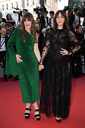 Anne-Elizabeth Bosse and Monia Chokri attend the screening of Les Miserables directed by Ladj Ly during the opening ceremony of 72nd Cannes Film Festival on May 15, 2019 in Cannes, France.<br /> Photo by David Niviere/ABACAPRESS.COM
