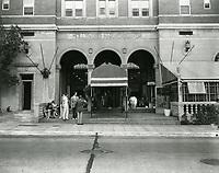 1934 Knickerbocker Hotel on Ivar St.