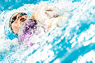 TOUSSAINT Kira NED<br /> 200m Women Backstroke Preliminary<br /> Copenhagen 15-12-2017 Royal Arena <br /> LEN European Short Course Swimming <br /> Championships - Campionati Europei nuoto vasca corta<br /> Foto © Giorgio Scala / Deepbluemedia