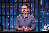 """May 11, 2021 - NY: NBC's """"Late Night With Seth Meyers"""" - Episode: 1144A"""
