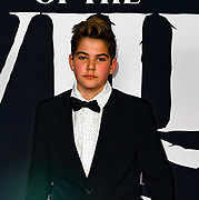 """13 February 2020 - Hollywood, California - Declan Chambers at the World Premiere of twentieth Century Studios """"The Call of the Wild"""" Red Carpet Arrivals at the El Capitan Theater."""