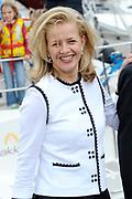 Koninginnedag 2008 / Queensday 2008. <br /> <br /> Koningin Beatrix viert Koninginnedag dit jaar in Friesland. De vorstin en haar familie bezochten op 30 april Makkum en Franeker.<br /> <br /> Queen Beatrix celebrates Queensday this year in Friesland (the Nothren provice in Holland). The Queen and its family visited Makkum and Franeker on 30 April.<br /> <br /> Op de foto/ On the Photo:<br /> <br /> Princes Mabel