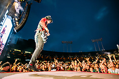 Green Day at The Oakland Collesium - Oakland, CA - 8/5/17