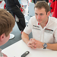 Nick Tandy, Porsche Team, at the WEC 6 Hours of Spa-Francorchamps 2015