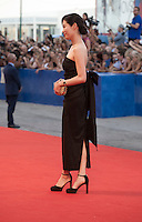 Moon So-ri at the premiere of the film The Young Pope at the 73rd Venice Film Festival, Sala Grande on Saturday September 3rd 2016, Venice Lido, Italy.