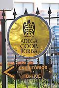 adega cooperativa de borba alentejo portugal
