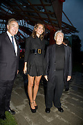 LORD PALUMBO; DASHA ZHUKOVA; FRANK GEHRY, The Summer Party. Hosted by the Serpentine Gallery and CCC Moscow. Serpentine Gallery Pavilion designed by Frank Gehry. Kensington Gdns. London. 9 September 2008.  *** Local Caption *** -DO NOT ARCHIVE-© Copyright Photograph by Dafydd Jones. 248 Clapham Rd. London SW9 0PZ. Tel 0207 820 0771. www.dafjones.com.