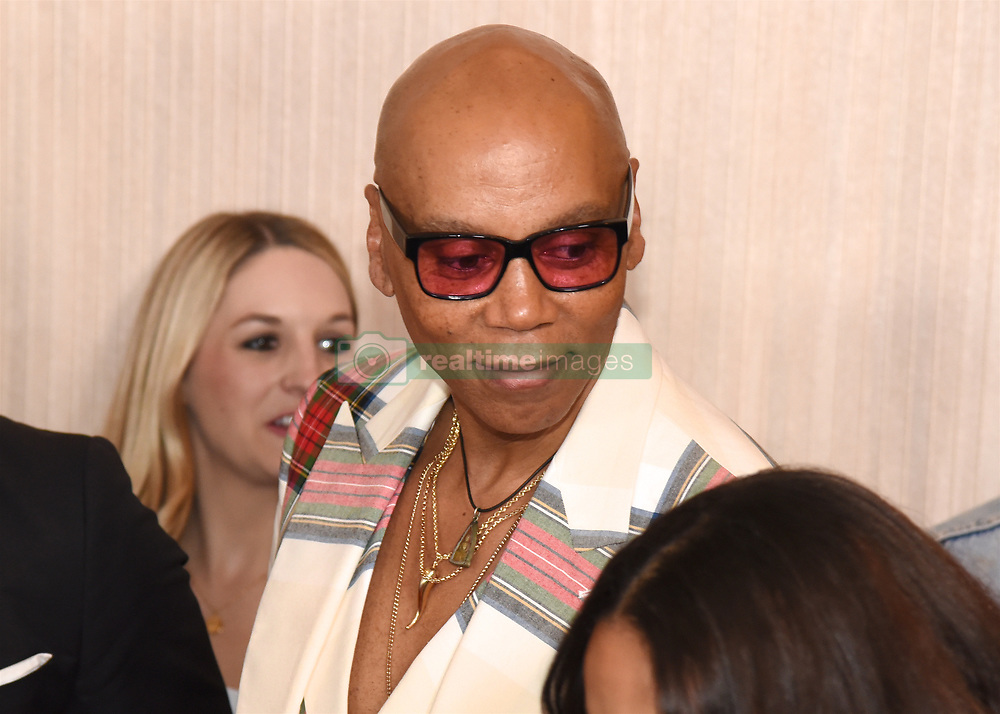 September 15, 2018 - Beverly Hills, California, USA - RUPAUL ANFRE CHARLES attends the 2018 BAFTA Los Angeles + BBC America TV Tea Party at the Beverly Hilton in Beverly Hills. (Credit Image: © Billy Bennight/ZUMA Wire)