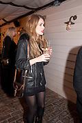 SAI BURNETT;, InStyle Best Of British Talent , Shoreditch House, Ebor Street, London, E1 6AW, 26 January 2011