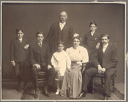 An old, faded and yellowed photograph needs to be restored to its' original quality, but on better, archival paper.