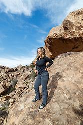 Hueco Tanks State Park & Historic Site, El Paso, Texas. USA.