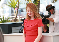 Actress Miranda Otto at the photo call for the film The Homesman at the 67th Cannes Film Festival, Sunday 18th May 2014, Cannes, France.