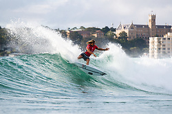 Ricardo Christie NZL at the 2019 Vissla Manly Surf Pro at Manly Beach, NSW, Australia.