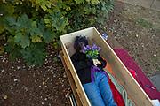 Coffin Woman