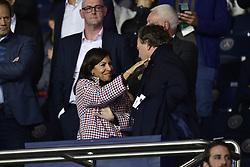 September 18, 2019, Paris, France, France: Anne Hidalgo - Maire de Paris et Luc Chatel (Credit Image: © Panoramic via ZUMA Press)