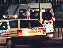 File photo taken on August 31, 1997 - Princess Diana is taken in a medical unit after her car crash under Alma tunnel in Paris, she died few instants later. Princess Diana died on August 31 1997 after suffering fatal injures in a car crash in the Pont de l'Alma road tunnel in Paris. Her companion Dodi Fayed and driver and security guard Henri Paul were also killed in the crash. Photo by ABACAPRESS.COM