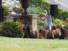Chris Cornell Funeral - 26 May 2017