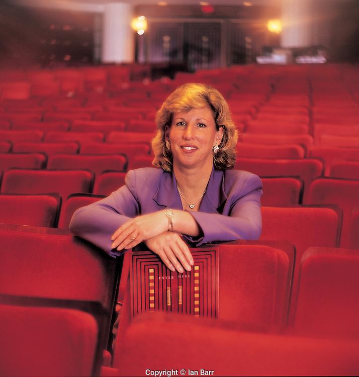 portrait of Ilene Arons for printer brochure