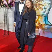 NLD/Amsterdam20151106 - Nationaal Opera Gala 2015, Arie Boomsma en zwangere Romy Houwer